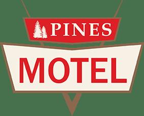 Pines Motel Logo